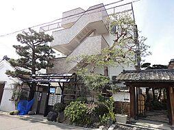 小華マンション[1階]の外観