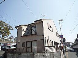 平田アパート[2階]の外観