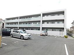 兵庫県姫路市新在家1丁目の賃貸マンションの外観