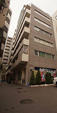 外観(「人気エリアの横浜駅より徒歩5分の分譲賃貸マンションです」)