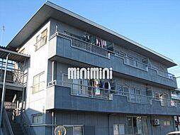 春山コーポ[2階]の外観