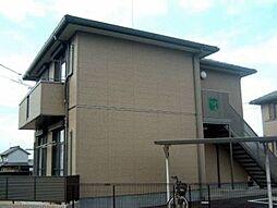 グリーンハウス平野A棟[2階]の外観