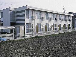 長野県松本市高宮北の賃貸アパートの外観