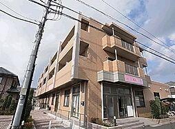 東京都足立区古千谷本町2丁目の賃貸マンションの外観