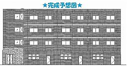 東京都立川市西砂町3丁目の賃貸マンションの外観