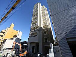 愛知県名古屋市中村区香取町1丁目の賃貸マンションの外観