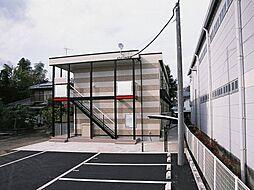 レオパレスロングバレー1673[2階]の外観
