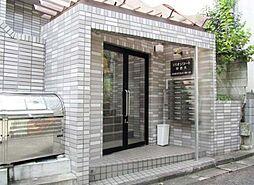 東京都目黒区碑文谷5丁目の賃貸マンションの外観