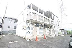 神奈川県座間市座間2丁目の賃貸アパートの外観