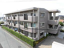 福岡県久留米市東合川7丁目の賃貸マンションの外観