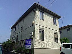 神奈川県横浜市磯子区洋光台6丁目の賃貸アパートの外観
