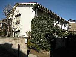 学園東コーポ[2階]の外観