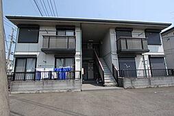 ニューフォーブルC[2階]の外観