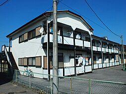 昌洋ハイツII[2階]の外観