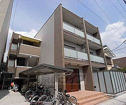 京都府京都市北区小山下総町の賃貸マンションの外観