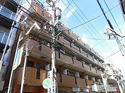 ダイアパレスステーションプラザ武蔵新城[111号室]の外観