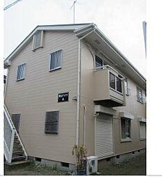 箱山ハイツA棟[102号室]の外観