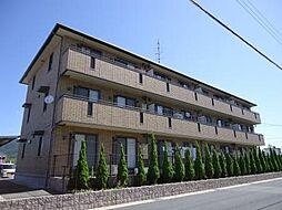 山口県下関市伊倉新町1丁目の賃貸アパートの外観
