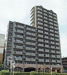 東京都港区白金台1丁目の賃貸マンションの外観