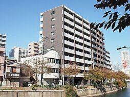 ラグジュアリーアパートメント横浜黄金町[6階]の外観