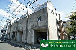 千葉県船橋市前原東2丁目の賃貸マンションの外観
