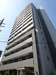 エスリード阿波座シティウエスト[6階]の外観