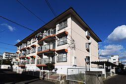 兵庫県神戸市垂水区福田3丁目の賃貸マンションの外観