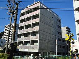 広島県呉市三条2丁目の賃貸マンションの外観