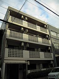 フェイム西ノ京[103号室]の外観