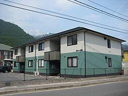 広島県広島市安佐北区深川3丁目の賃貸アパートの外観
