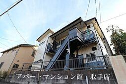 西取手駅 1.9万円
