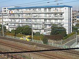 東京都町田市南成瀬1丁目の賃貸マンションの外観