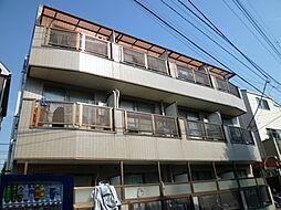 東京都板橋区徳丸4丁目の賃貸マンションの外観
