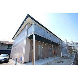 プレミール新稲[2階]の外観