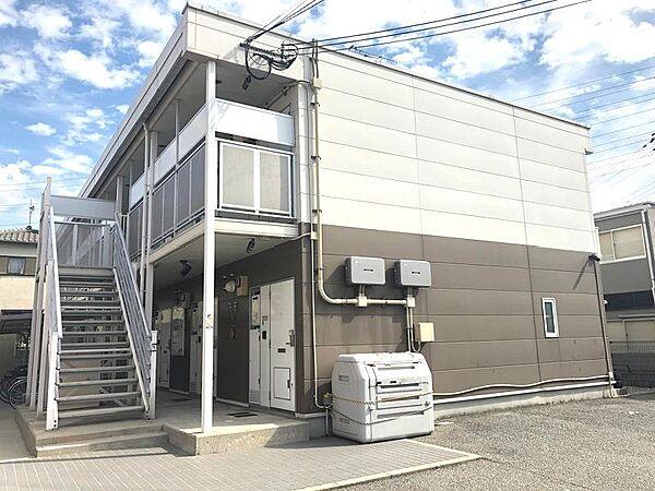 レオパレスリスペクト 1階の賃貸【兵庫県 / 神戸市西区】
