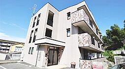 サンキューマンション[1階]の外観