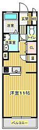 チャローアイト[2階]の間取り