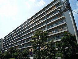 大和サニーハイツ高槻4棟[9階]の外観