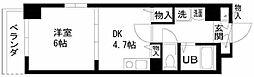 メゾン・ソアール[3階]の間取り