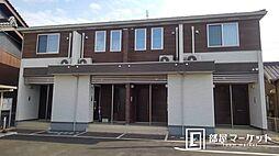 名鉄西尾線 西尾駅 徒歩34分の賃貸アパート