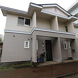 新札幌タウンハウスC[1号室]の外観