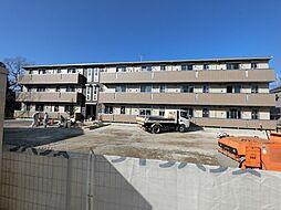 千葉県千葉市若葉区小倉町の賃貸アパートの外観