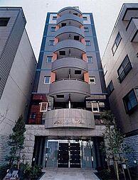 東京都江東区森下3丁目の賃貸マンションの外観