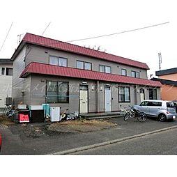[テラスハウス] 北海道札幌市北区屯田三条5丁目 の賃貸【/】の外観