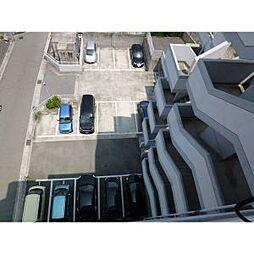 YKハイツ大久保[5階]の外観