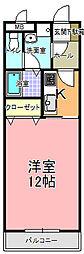 COCOONS−Design[501号室]の間取り
