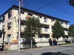 埼玉県越谷市花田4丁目の賃貸マンションの外観