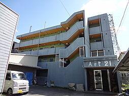 大阪府大阪市東淀川区相川3丁目の賃貸マンションの外観