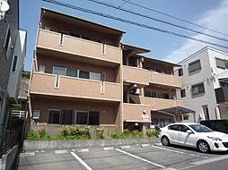 広島県呉市溝路町の賃貸マンションの外観