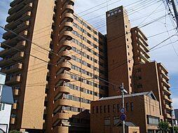 朝日プラザ秋田中央[1005号室]の外観